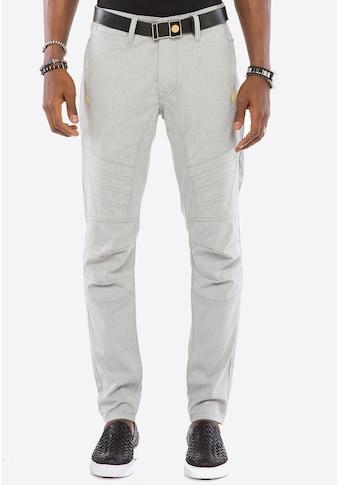 Cipo & Baxx Stoffhose, im eleganten Design kaufen