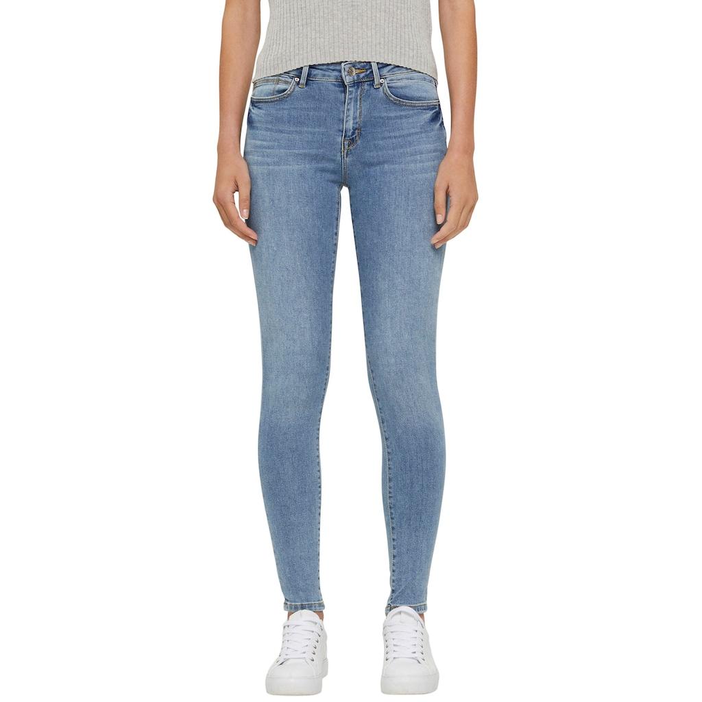Esprit Skinny-fit-Jeans, mit Stretch Komfort