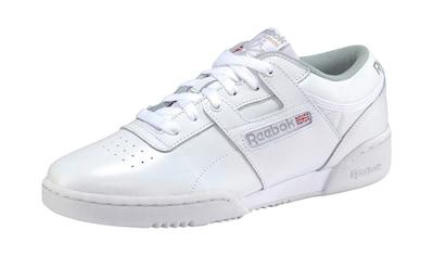 Reebok Classic Sneaker »Workout Low« kaufen