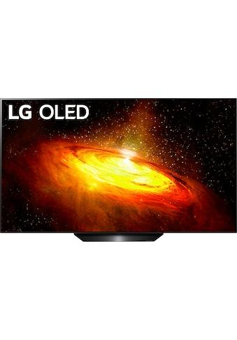 "LG OLED-Fernseher »OLED65BX9LB«, 164 cm/65 "", 4K Ultra HD, Smart-TV, Twin Triple-Tuner-Google Assistant, Alexa und AirPlay 2-inkl. Magic Remote-Fernbedienung kaufen"