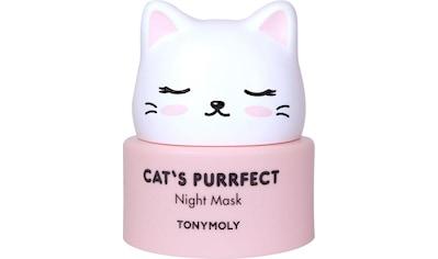 "TONYMOLY Nachtcreme ""Cat's Purrfect"" kaufen"