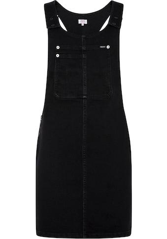 Pepe Jeans Latzkleid »ASPEN«, mittig mit großer Brusttasche im Brustbereich kaufen