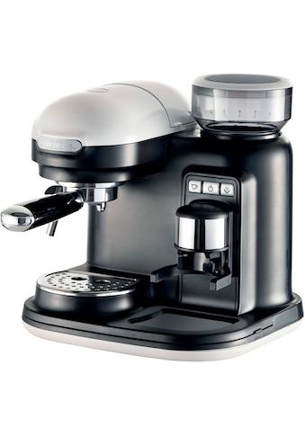 Ariete Espressomaschine »1318WH moderna schwarz-weiß« kaufen