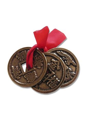 Adelia´s Amulett »Alte Symbole Talisman«, Feng Shui Glücksmünzen - Für Wohlstand und... kaufen