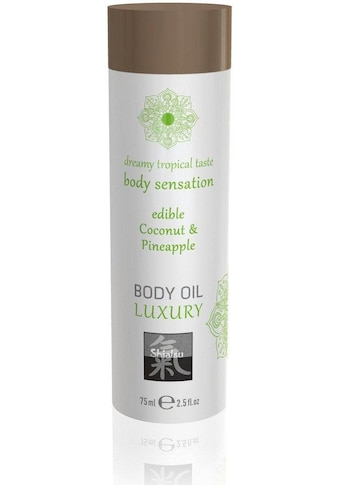 "Shiatsu Massageöl ""Body Oil Coconut75ml Massage"" kaufen"