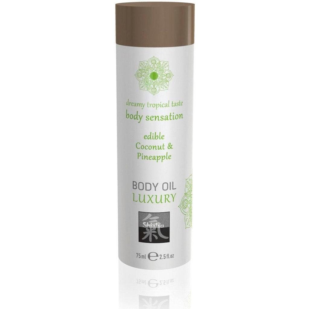 Shiatsu Massageöl »Body Oil Coconut75ml Massage«