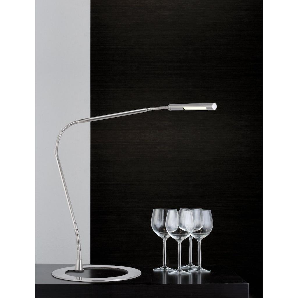 Paulmann LED Schreibtischlampe »Plaza LED Eisen Metall 3W«, 1 St.