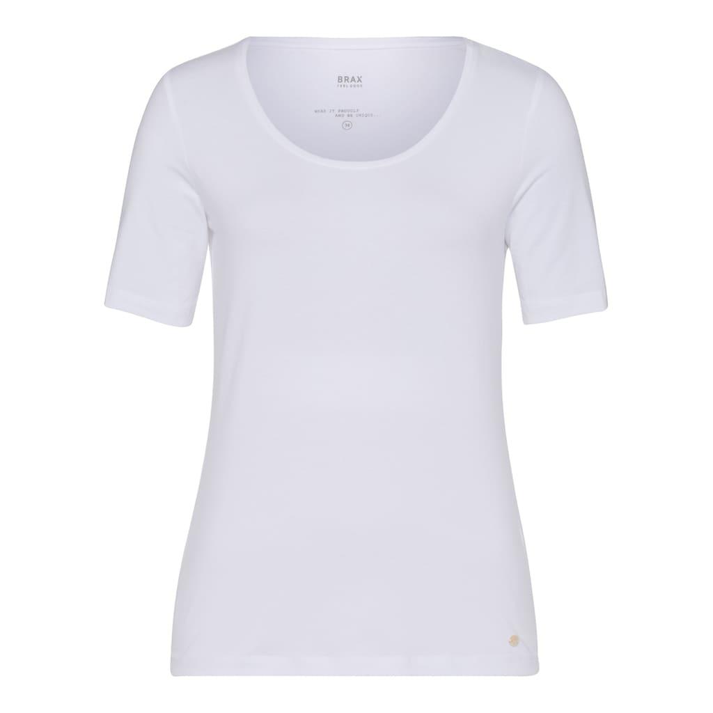 Brax Kurzarmshirt »Style CORA«