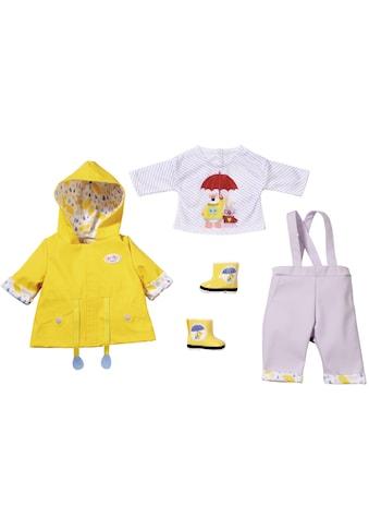 Baby Born Puppenkleidung »Deluxe Regen Set«, (Set, 4 tlg.) kaufen