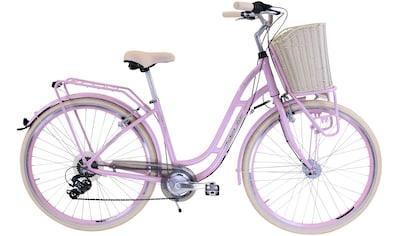 FASHION LINE Cityrad 6 Gang Shimano TOURNEY TY 300 Schaltwerk, Kettenschaltung kaufen
