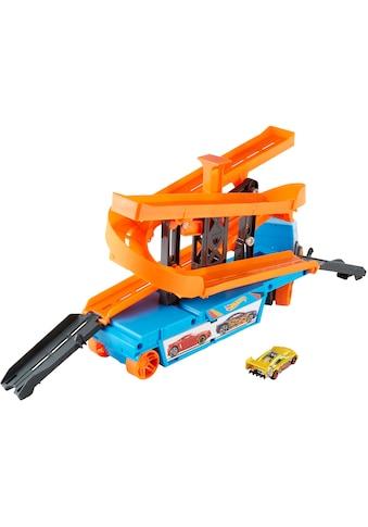 "Hot Wheels Spielzeug - Transporter ""Mega Action Transporter"" kaufen"