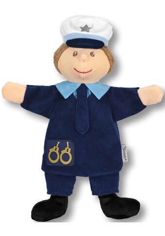 Sterntaler® Handpuppe »Polizist« kaufen