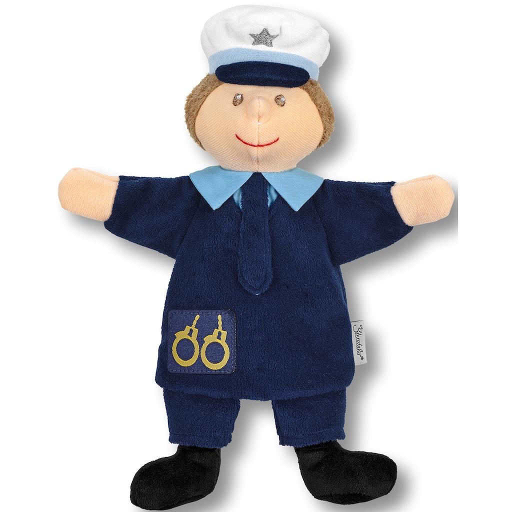 Sterntaler® Handpuppe »Polizist«