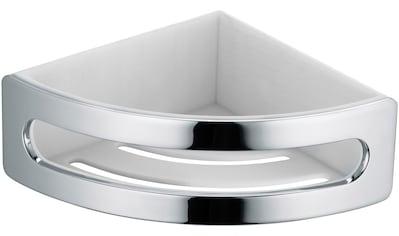 KEUCO Duschablage »Elegance  -  Eckduschkorb«, 2 - tlg, inkl. Kunststoffeinsatz kaufen