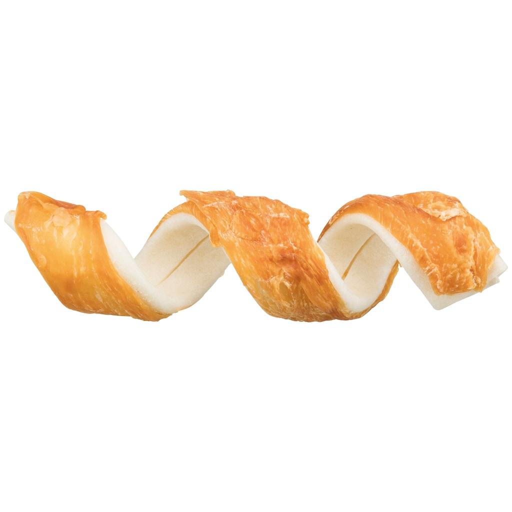 TRIXIE Kauknochen »Chicken Chewing Curls«, (3), 3 Stück