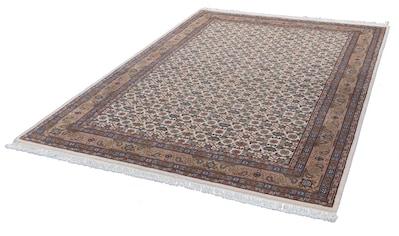 THEKO Orientteppich »Benares Herati«, rechteckig, 12 mm Höhe, reine Wolle,... kaufen
