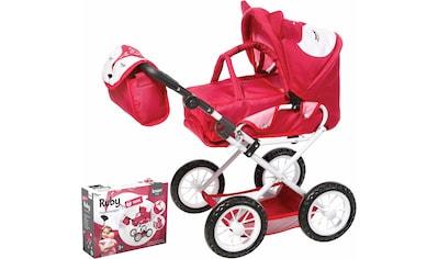 """Knorrtoys® Kombi - Puppenwagen """"Ruby Foxx"""" kaufen"""