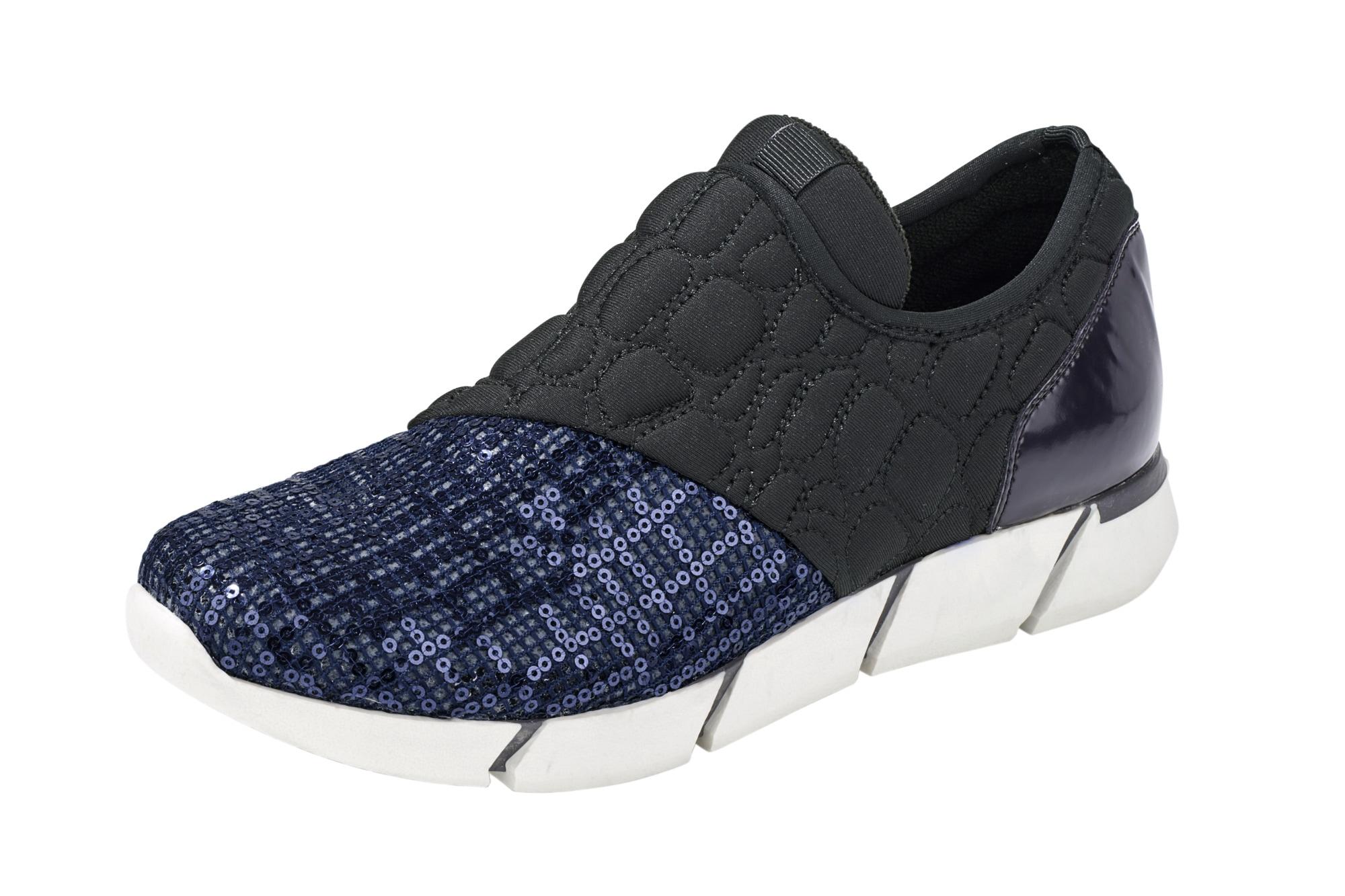 9a8e697e22651 Andrea Conti Sneaker mit Pailletten online bestellen   BAUR