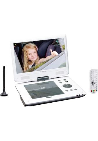 Lenco »DVP - 1063WH« Portabler DVD - Player (DVB - T2 Tuner) kaufen