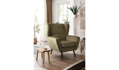 Home affaire Sessel »Forli«, auch in Echtleder kaufen