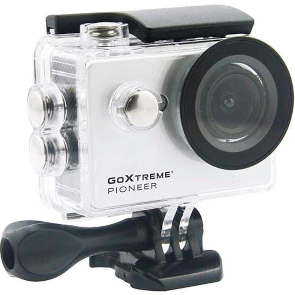 GoXtreme Action Cam »GoXtreme Pioneer«, 4K Ultra HD, WLAN (Wi-Fi)