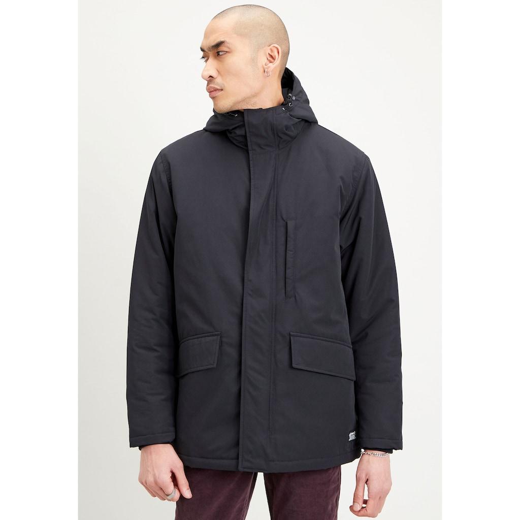 Levi's® Winterjacke, mit hochschließendem Kragen