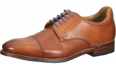 GORDON & BROS Schnürschuh »Leder« kaufen