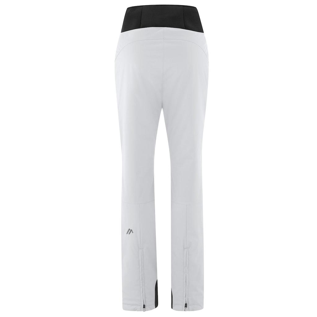 Maier Sports Skihose »Ellaya«, Warme Jethose, gepolsterte Knie, elastisch