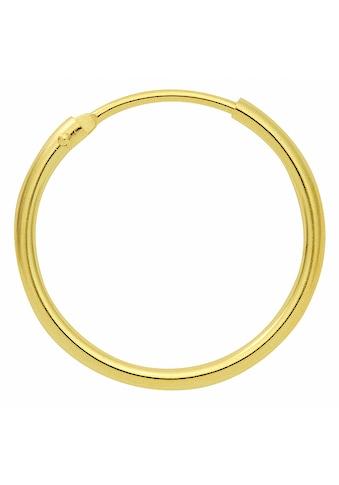 Adelia´s Paar Creolen »333 Gold Ohrringe / Creolen Ø 9 mm« kaufen