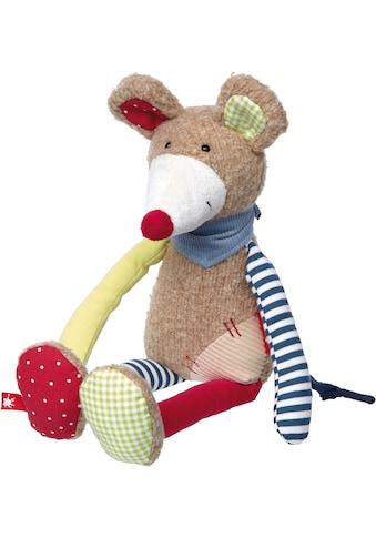 Sigikid Kuscheltier »Patchwork Sweety Maus«, Made in Europe kaufen