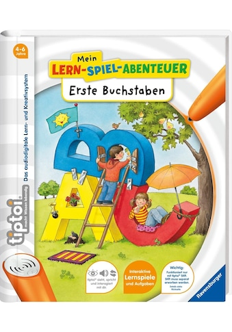 Ravensburger Buch »tiptoi® Erste Buchstaben«, Made in Europe kaufen