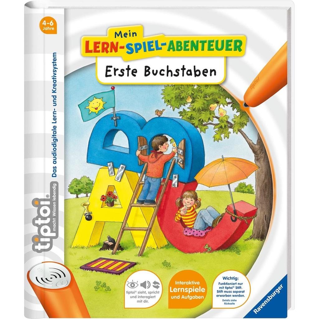 Ravensburger Buch »tiptoi® Erste Buchstaben«, Made in Europe