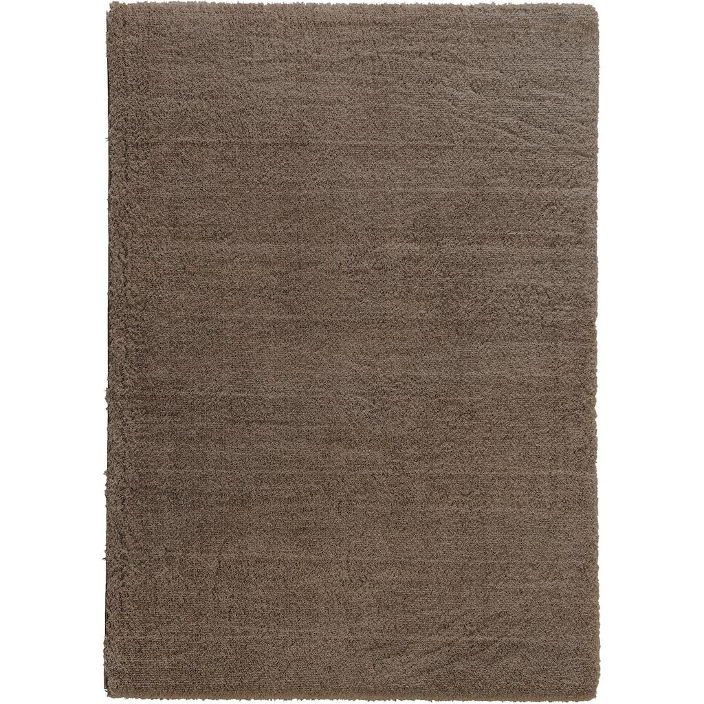 ASTRA Hochflor-Teppich »New Livorno«, rechteckig, 30 mm Höhe, Kurzflor, Wunschmaß, Wohnzimmer