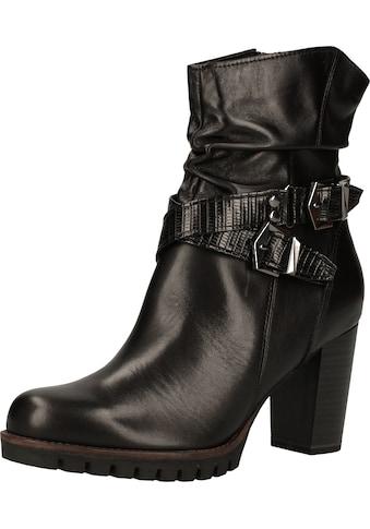 MARCO TOZZI Stiefelette »Leder/Synthetik« kaufen