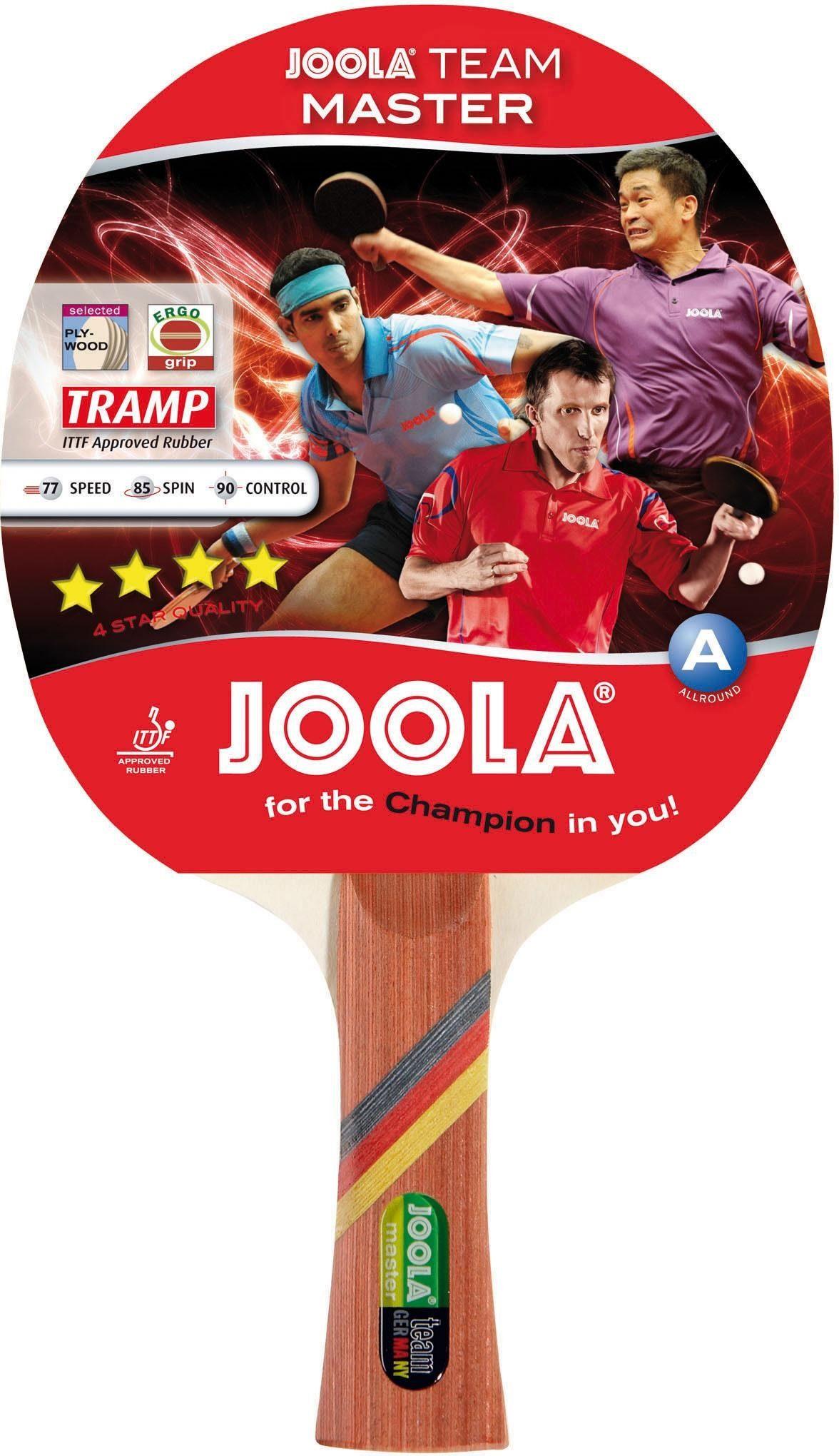 Joola Tischtennisschläger JOOLA Tischtennisschläger Team Master Technik & Freizeit/Sport & Freizeit/Sportarten/Tischtennis/Tischtennis-Ausrüstung