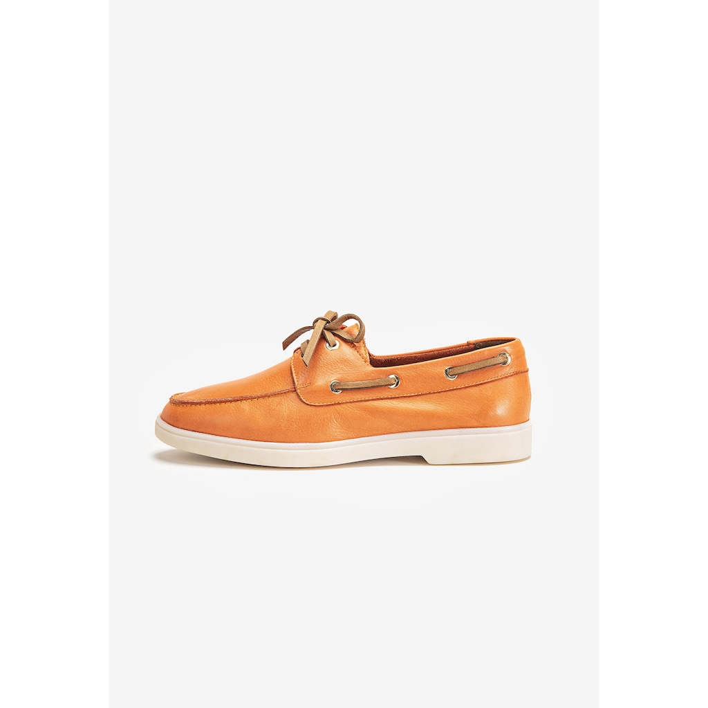 INUOVO Bootsschuh »Leder«