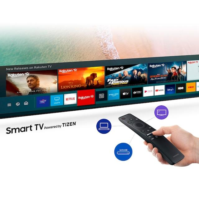 Samsung GU65TU8079 LED-Fernseher (163 cm / (65 Zoll), 4K Ultra HD, Smart-TV