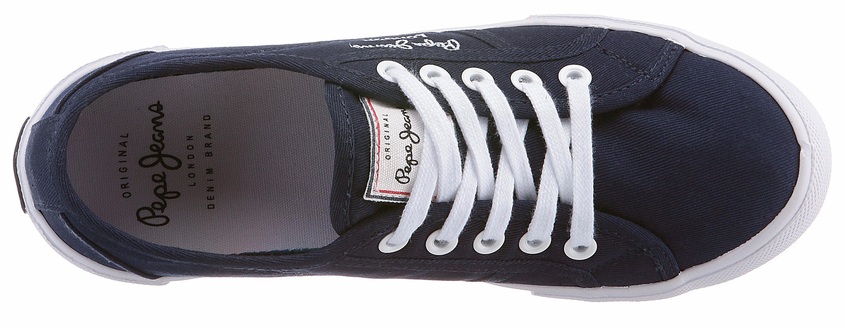 Pepe Jeans Turnschuhe ABERLADY BASIC Damenmode Turnschuhe Damen Turnschuhe    | Verschiedene  2c886d