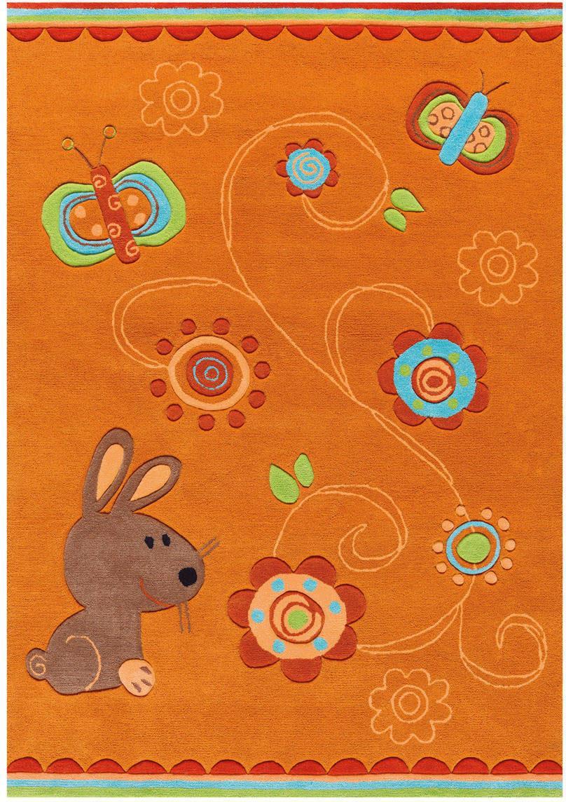 Kinderteppich Sam 4152 Arte Espina rechteckig Höhe 11 mm handgetuftet