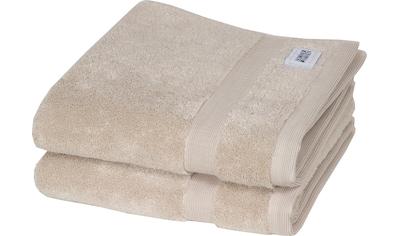 """Handtücher """"Cuddly"""", SCHÖNER WOHNEN - Kollektion kaufen"""