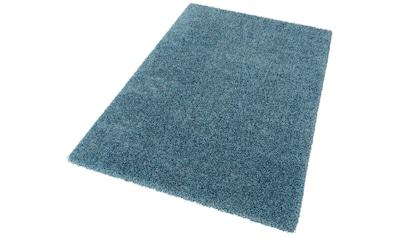 Esprit Hochflor-Teppich »Cosy Glamour«, rechteckig, 40 mm Höhe, mit Melange-Effekt,... kaufen