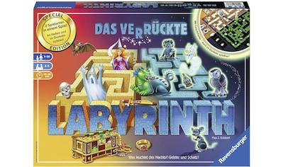 Ravensburger Spiel »Das verrückte Labyrinth - 30 Jahre Jubiliäumsedition«, Made in Europe, FSC® - schützt Wald - weltweit kaufen