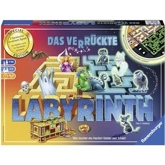 """Ravensburger Spiel, """"Das verrückte Labyrinth  -  30 Jahre Jubiliäumsedition"""" kaufen"""