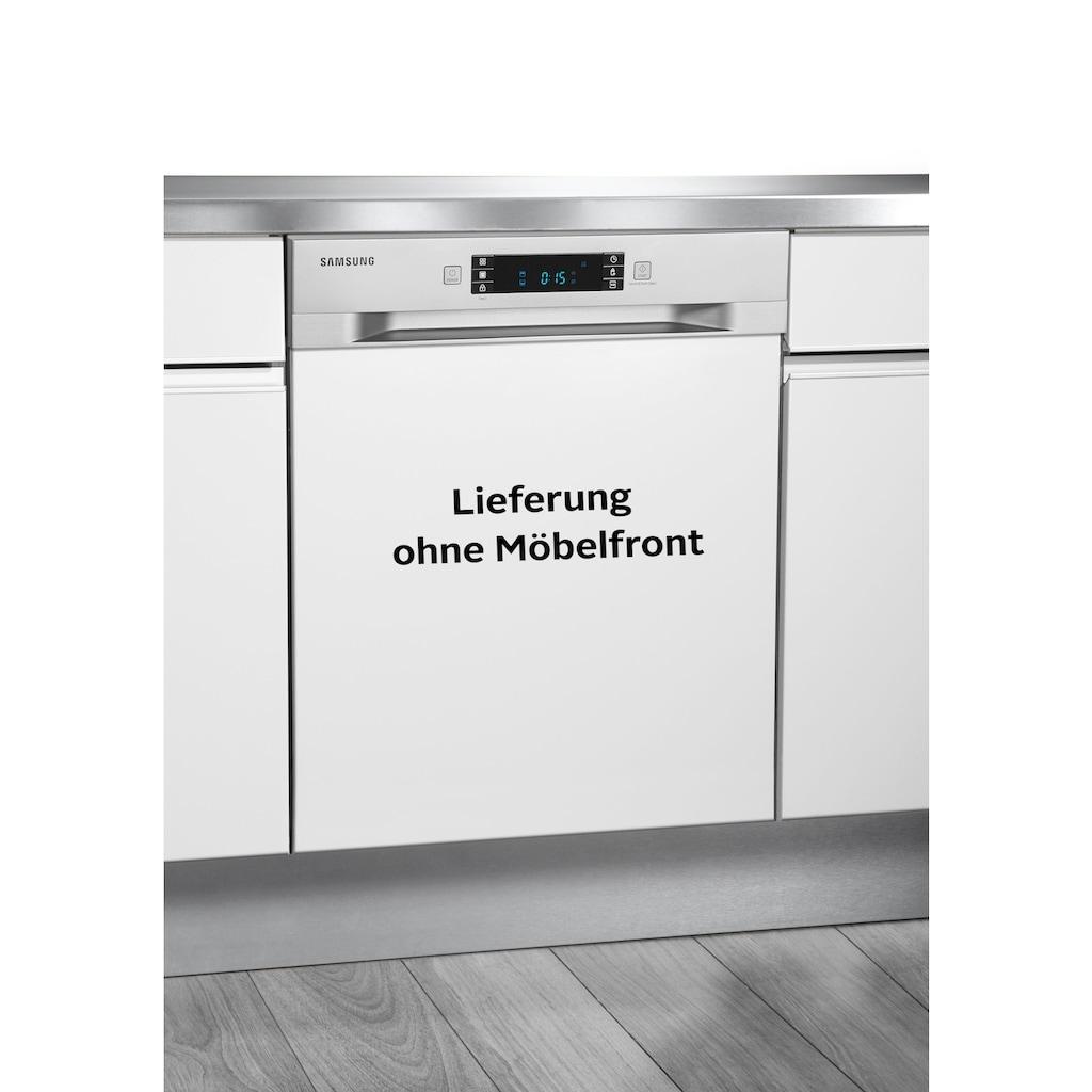 Samsung teilintegrierbarer Geschirrspüler, 10,5 Liter, 13 Maßgedecke