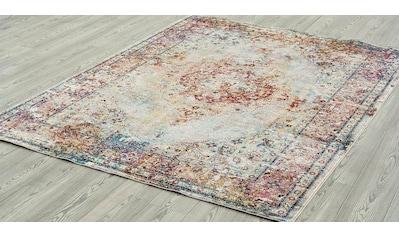 Festival Teppich »Picasso 603«, rechteckig, 6 mm Höhe, Wohnzimmer kaufen