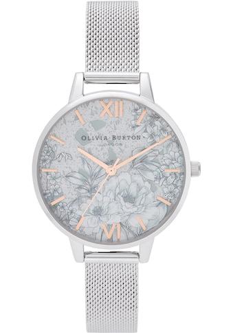 OLIVIA BURTON Quarzuhr »Terrazzo Floral, OB16TZ06« kaufen