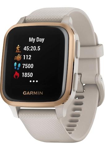 """Garmin Smartwatch »VENU SQ Music« (3,3 cm/1,3 """" kaufen"""