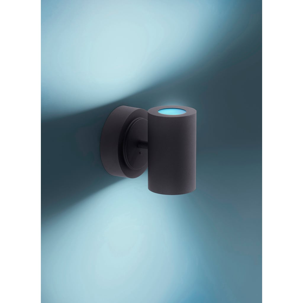 TRIO Leuchten LED Wandleuchte »SANCHO«, LED-Board, 1 St., Farbwechsler, RGBW