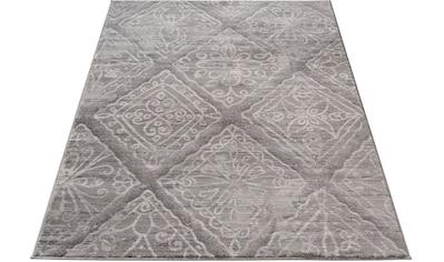 Sehrazat Orientteppich »Montana 3734«, rechteckig, 8 mm Höhe, Wohnzimmer kaufen
