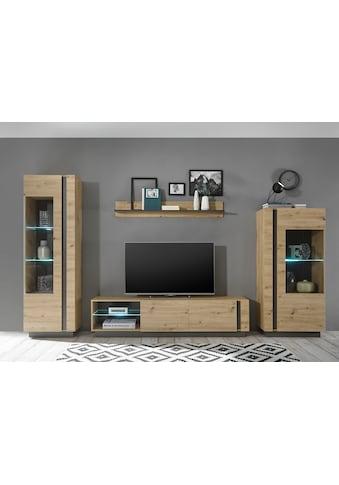 Wohnwand »CLAiR Kombi 22«, (Set, 4 tlg.) kaufen